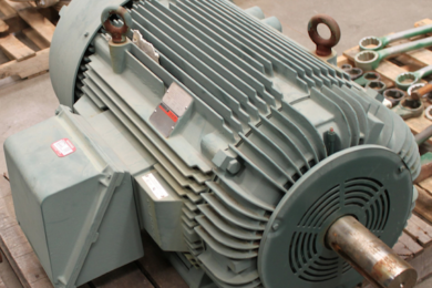 AC Motors to 250 H.P.